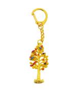 Feng Shui Wealth Tree Amulet Keychain W Fengshuisale Red String Bracelet W2377