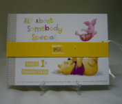 5 YEAR RECORD MEMORY BOOK WINNIE THE POOH BY HALLMARK