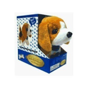 Westminster Barney the Beagle Pouncing Dog by Westminster