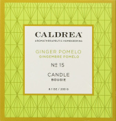Caldrea - Candle Bougie Ginger Pomelo - 240ml