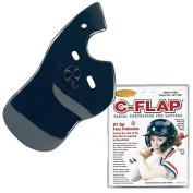 Baseball C-Flap Batter's Helmet Face Protection Guard Attachment