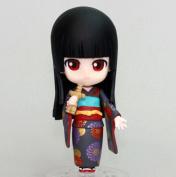 Rosy Women Jigoku Shoujo Mioyosuka Hell Girl Pvc Action Figures Collection Model Toys Doll 10Cm