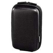 Hama Hardcase Carbon Style - camera cases (Hard case, Neck strap, Black, EVA