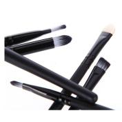 DKmagic 6PCS/Set Cosmetic Makeup Brush Lip Makeup Brush Eyeshadow Brush