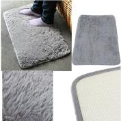 Soft Absorbent Memory Foam Bedroom Bath Bathroom Floor Shower Mat Rug Non-slip