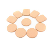 Women's Cosmetic Makeup Eye Face Foundation Blender Facial Flawless Smooth Powder Puff Cosmetics Blush Applicators Sponges Skin Colour