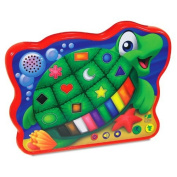 The Learning Journey Touch & Learn, Colour & Shape Turtle by The Learning Journey