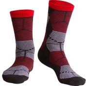 Fracer Athletic Running Socks Women's Half Cushioned Basketball Crew Socks