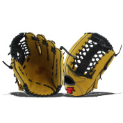 2016 SSK S16200TN 33cm Select Proffessional Series Outfield Baseball Glove New!