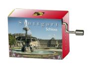 Fridolin - 99197 Castle Stuttgart - Beethoven - Music Box - For Elise