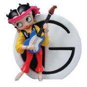 Betty Boop on Guitar