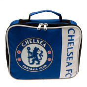 Chelsea F.c. Lunch Bag Wm Lunch Bag With Name Tag Approx 24cm X 20cm X 7cm With A Swing Tag