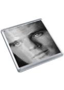 BEN BROWDER - Original Art Coaster #js001