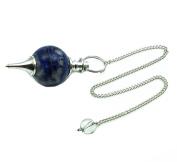Harmonise Lapis Lazuli Sephoroto Pendulum Dowsing Balancing Reiki Healing CrystalEnergy