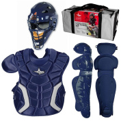 ALL-STAR CK912PS Player's Series Catcher's Kit, Navy