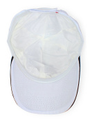 White Lotus Anti Ageing-100% Pure Silk Lined Sports Cap- Reduce Damage To Thinning Hair, Frizzy Hair & Assist In Hair Restoration