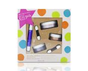 KLEE Girls Natural Mineral Makeup (4 Pc Kit) - Glorious Afternoon
