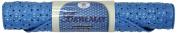 Sultans Linens Kaleidscope Pvc Bath Mat, Light Blue
