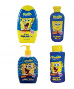 Spongebob Squarepants Complete Bath & Body Set