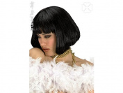 Carnival Toys 8260-Accessory Feather Boa, 180 CM, White, Size 45