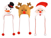 1 x Christmas Hat for Adults - ONE HAT IS SENT AT RANDOM