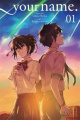 Your Name.: Vol. 1: (Manga)