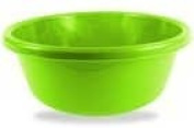 Round Circular 32cm Plastic Washing Up Bowl Basin Kitchen Mixing in 4 Colours