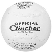 Worth deBeer Official F12 Clincher 30cm Softball -