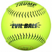 Evil Ball 30cm Evil NSA .52/275 Softball - Evil-NSA-RP-Y-DZ