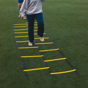 Soccer Double Flat Speed Agility Ladder