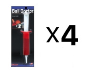 Unique Sports Ball Doctor Puncture Flat Repair Kit Basketball Football