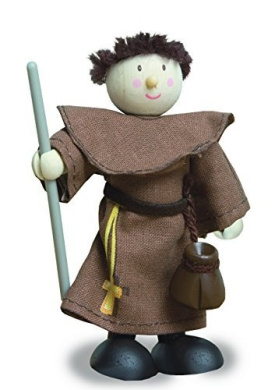Budkins Friar Tuck Doll by Le Toy Van