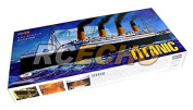 RCECHO® HOBBYBOSS Military Model 1/550 Ship R.M.S. TITANIC Scale Hobby 81305 B1305 with RCECHO® Full Version Apps Edition