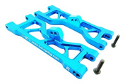 Hot-Racing Inc ECT5506 Blue Aluminium Front Arm Set ECX, ECT5506