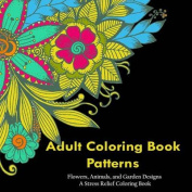 Adult Coloring Book Patterns