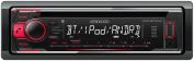 Kenwood KDC BT510U CD Receiver with iPod Control & Bluetooth Handsfree Black