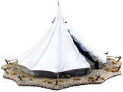 W. Britain Toy Soldier Anglo Zulu War 20070 British Bell Tent 1:30 Scale Polystone Diorama