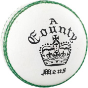 Readers County Crown Cricket Sports Match Playing & Training Ball Pink Or White