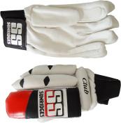 SS Men's Club Double Finger Batting Gloves