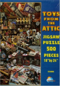 Toys in the Attic Jigsaw Puzzles 500 Pieces by SunsOut