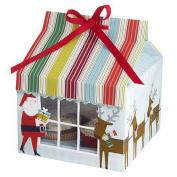 Ibex Christmas Themed Cupcake Box Pack of 10