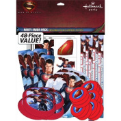 Superman Birthday Party Favour Set by Party Express