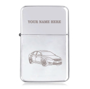 Ford Mondeo Design - Personalised STAR Windproof Petrol Lighter