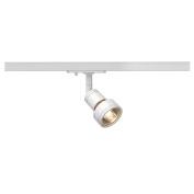 SLV 143391 PURI luminaire head, white, GU10 max. 50W, incl. 1P.-adapter, Aluminium, white, , ,