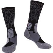 Fracer Men's Tube Half Cushioned Basketball Crew Socks