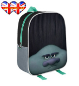 Original 3D Trolls Backpack, Official Licenced Trolls   DreamWorks Backpack Branch 3D