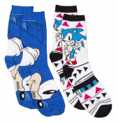 Sonic the Hedgehog 80A259 Womens Socks