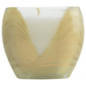 Tinsel Silver Cascade Candle By