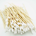 500 Pc Cotton Swab Applicator Q-tip Swabs 15cm Extra Long Wood Handle Sturdy New !