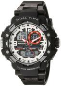 Armitron Sport Men's 20/5062 Analogue-Digital Chronograph Resin Strap Watch